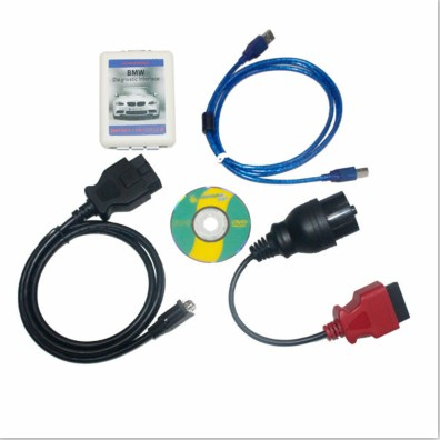 4 In 1 Bmw Diagnostic Interface Obd Inpa K Can Dash Scanner 2 10 0