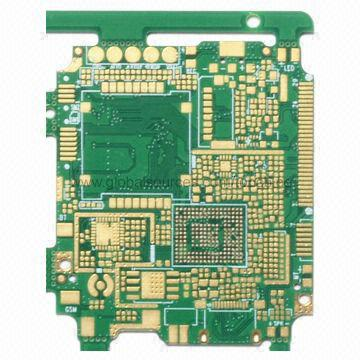 4 Layered Hdi Pcb With Enig Osp Surface Finished Made Of Fr4 Tg150