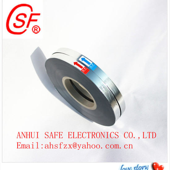 4 Micron Metalized Film For Capacitor Use