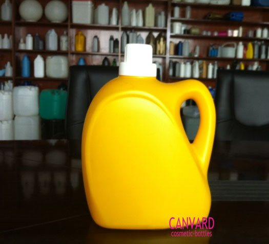 4000ml Detergent Bottle Liquid Laundry Fabric Softener