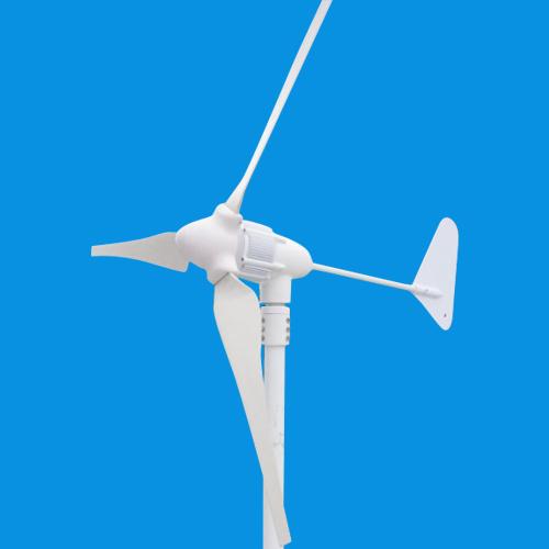 400w Horizontal Axis Wind Turbine Generator 12v Ac 3 Blades