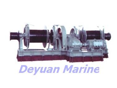 40kn Hydraulic Anchor Windlass And Mooring Winch