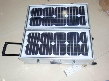 40w Portable Solar System