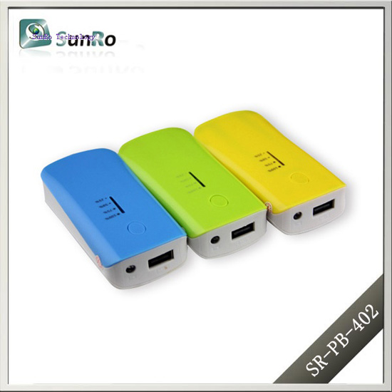 4400 5200 Mah Power Bank Hot Welcome