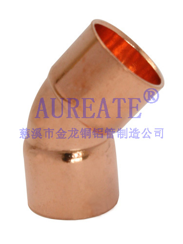 45 Elbow Cxc Copper Fitting