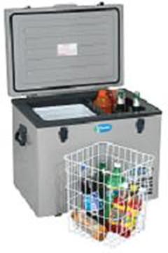 45 Litres Dc Solar Portable Car Fridge Freezer