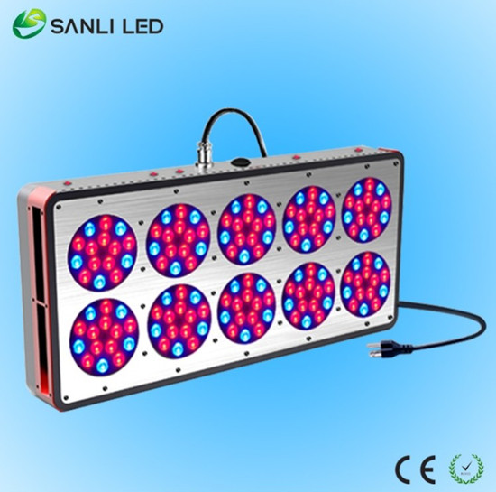 450w Led Grow Lights With 660nm 450nm 630nm 730nm For Hydroponic Lighting Green House