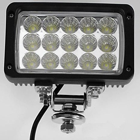 45w Spot And Flood Led Off Road Work Driving Light