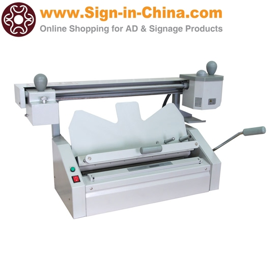 460 325mm Perfect Binding Machine Dust Free Spine Roughening Unit