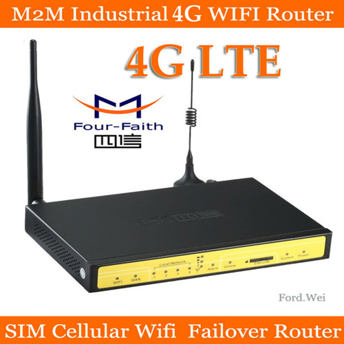 4g Lte Router Cellular Industrial Modem Fast Speed For Australia Vha