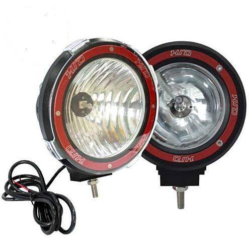 4inch 7inch 9inch 35w 55w Hid Xenon Fog Work Light Lamp For Offroad Suv Spot Flood