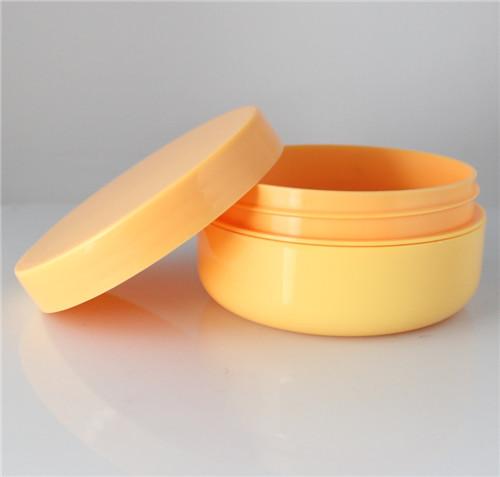 4oz Pp Cylinder Jar For Cosmetics