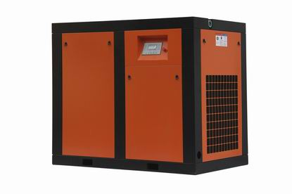 5 5kw 75kw Belt Drive Screw Air Compressor