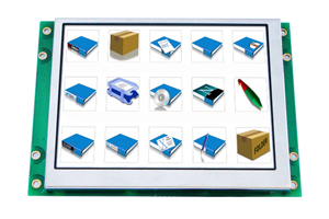 5 6 Inch Tft Smart Terminal Lcd Display Module Support Rs232 Rs485 And Uart