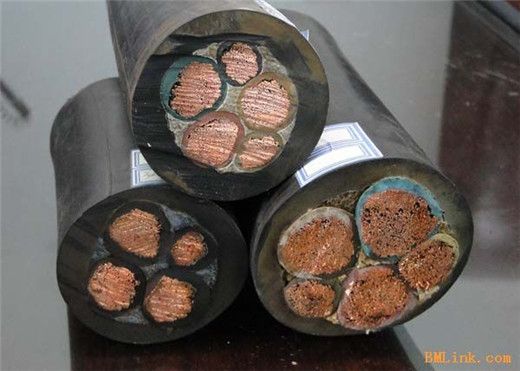 5 Core Underground Electrical Armoured Cable