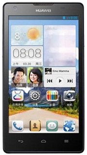 5 Inch Huawei Ascend G700 Smartphone 8 0 Mp Camera