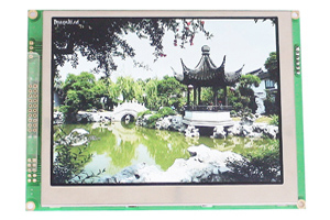 5 Inch Tft Lcd Module With Touch Screen 640x480 Cjt05001