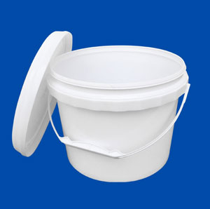 50 Gallon Plastic Drum Bucket