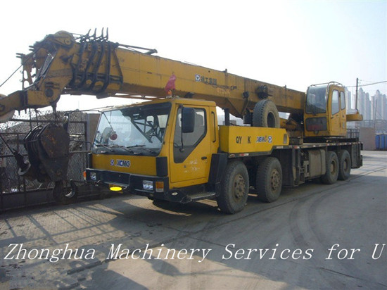 50 Ton Used Xcmg Truck Crane