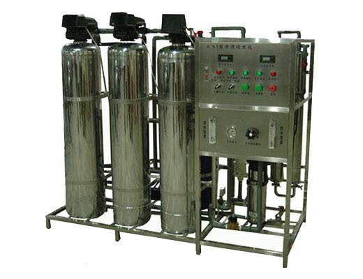 500l H Ro Water Treatment Machine