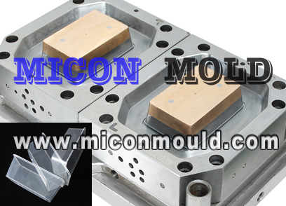 500ml Plastic Thin Wall Iml Food Container Mould