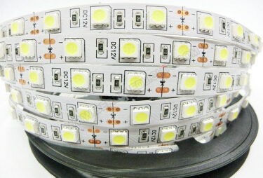 5050 72w 12v 300 Diodes 16 4ft Roll Ip20 Non Waterproof Led Light Strip