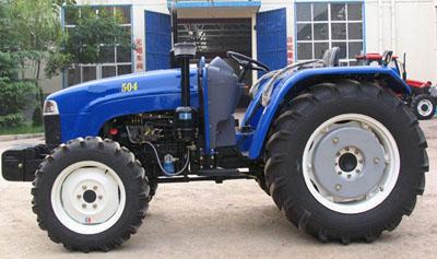 50hp 4wheel Farm Tractor Bn504