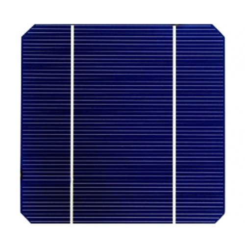 50pcs 156x156 Monocrystalline Solar Cell Panel 4 2w 2 Busbar