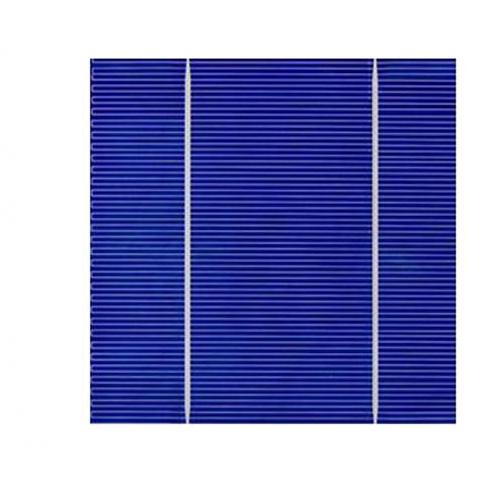50pcs 156x156 Polycrystalline Solar Cell Panel 3 8w 2busbar