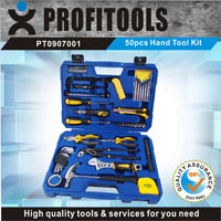 50pcs Hot Sale Household Hand Tool Kit