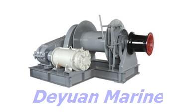56kn Hydraulic Anchor Windlass