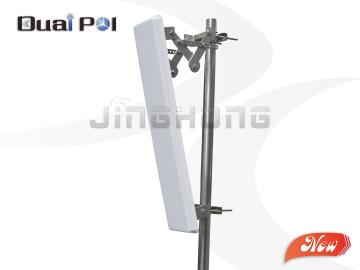 5ghz Dual Polarization Sector Antenna 18dbi