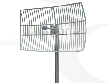 5ghz Grid Antenna Gain 27dbi