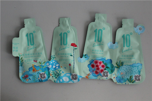 5ml Plastic Pouch Bag For Cosmetics