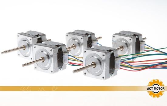 5pcs Act 16hsl3404 Hybrid Linear Stepper Motor