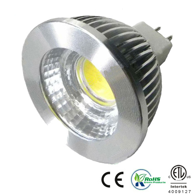 5w Mr16 Led Cob Spotlight