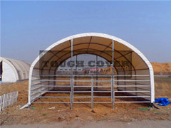 6 0m Wide Livestock Tent Farming Husbandry Shelter Barn Tc202012w