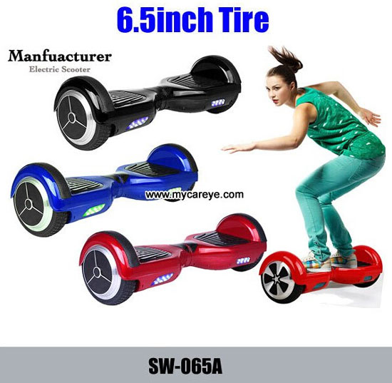 6 5 Portable 2 Wheels Self Balancing Smart Borad Electric Scooter Skateboard Bag Roller Bolsa