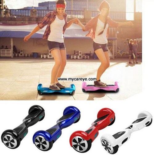 6 5 Smart Self Balancing Electric Scooter Balance 2 Wheels Mini Balanced Car Drifting Board Hover