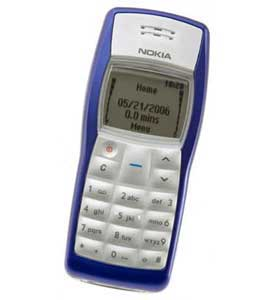6 98 Refurbished Nokia Motorola Phone 1100