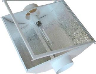 6 Air Cooled Reflector Glass Flip