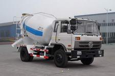 6 Cbm Concrete Mixer Truck
