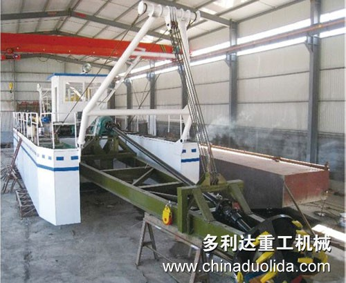 6 Inch Cutter Suction Dredger