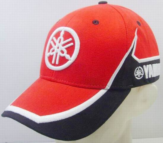 6 Panel 100 Cotton Racing Cap