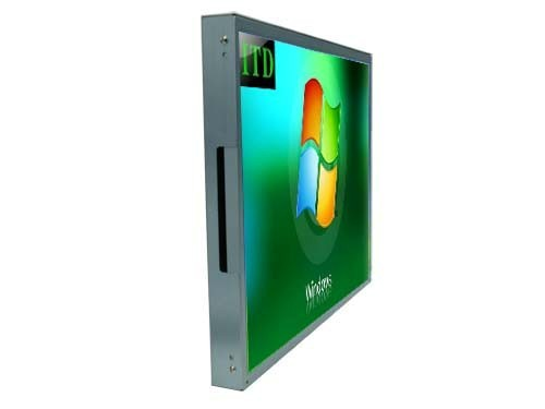 6 To 19inch Open Frame Monitors Touch Screen For Kiosk Atm Gaming
