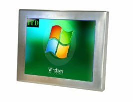 6 To 22inch Industrial Stainless Touch Screen Monitor For Automation