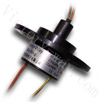 6 Ways Standard Capsule Slip Ring
