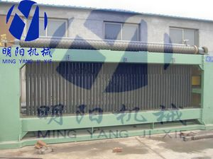 60 80mm Heavy Duty Hexagonal Wire Netting Machine