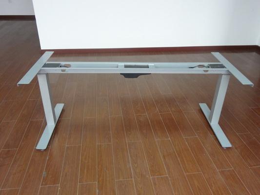 600 1250mm Height Adjustable Lifting Desk Frame