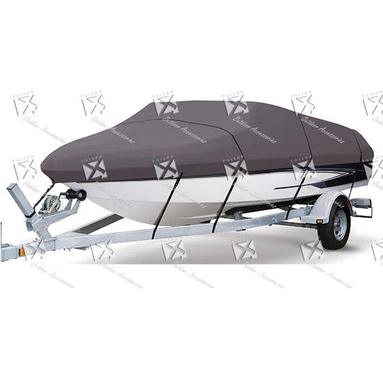 600d Polyester Trailable Boat Cover